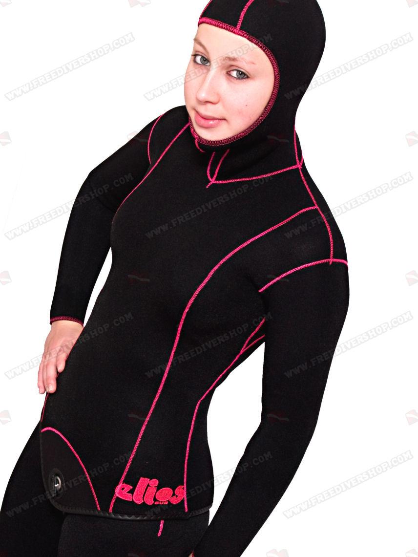 Freediver Shop | Elios Black Pro Wetsuit