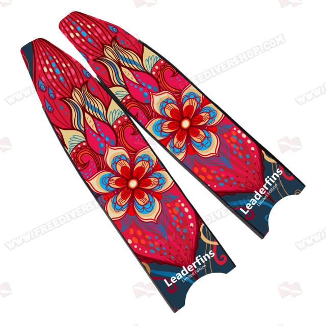 Leaderfins Asian Spring Blades - Limited Edition