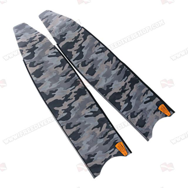 Leaderfins Wave Camouflage Fin Blades
