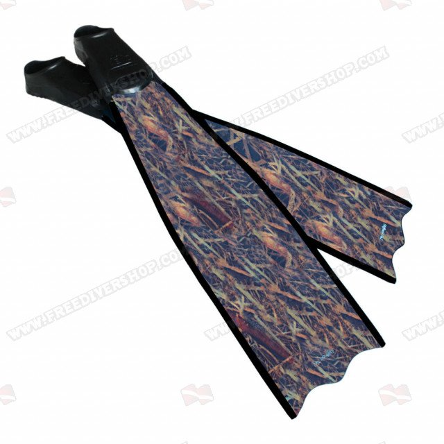 WaterWay Capt. Nemo Camo Power Fins