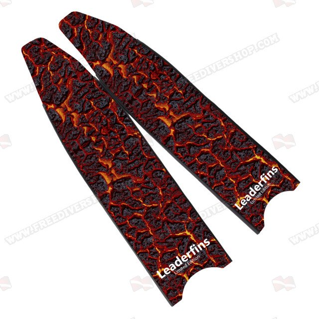 Leaderfins Lava Blades - Limited Edition
