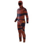 Elios Hyperstretch Stone Camouflage Wetsuit