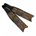 Leaderfins Brown Camo Fins