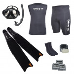 Freediving Essentials Kit