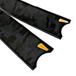 Leaderfins Black Camouflage Fin Blades