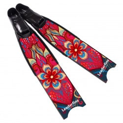 Leaderfins Asian Spring Fins - Limited Edition