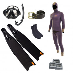 Freediving Carbon Bundle