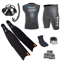 Freediving Carbon Kit