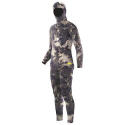 Elios 3D Brown Hydro Camouflage Wetstuit
