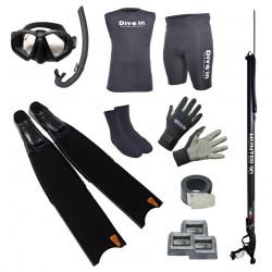 Spearfishing Pro Combo