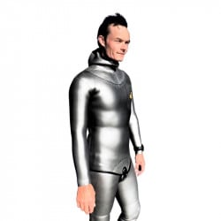 Elios Superskin Silver (Heiwa / Yamamoto-45) Competitor Wetsuit