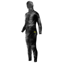 Elios Smoothskin Camo Argento - Tailor Made Wetsuit