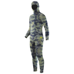 Elios Hyperstretch Green (Yamamoto-45) Wetsuit