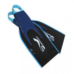 WaterWay Lifesaving / Rescue Fins - Black Blade