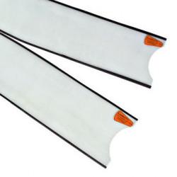 Leaderfins Ice Fin Blades