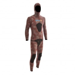 Divein Spaccato Red Wetsuit