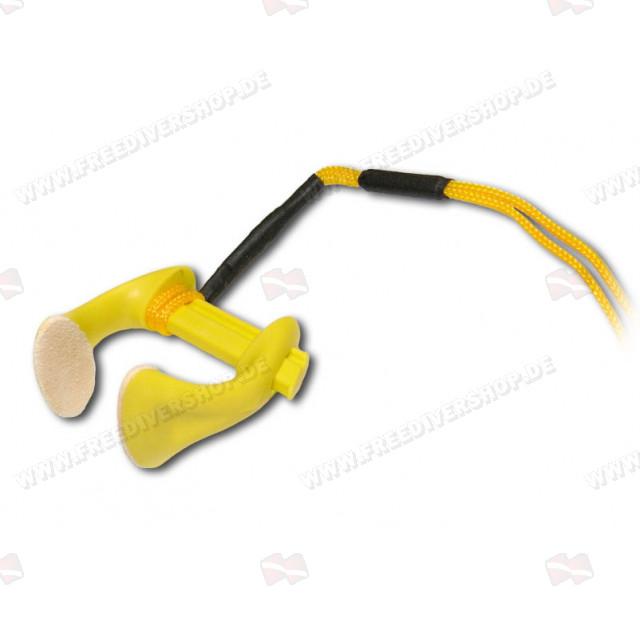 Apnea Academy Nose Clip - Yellow