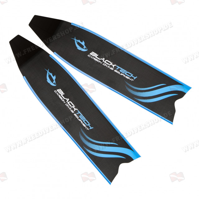 BlackTech Spearfishing Range 100% Carbon Blades