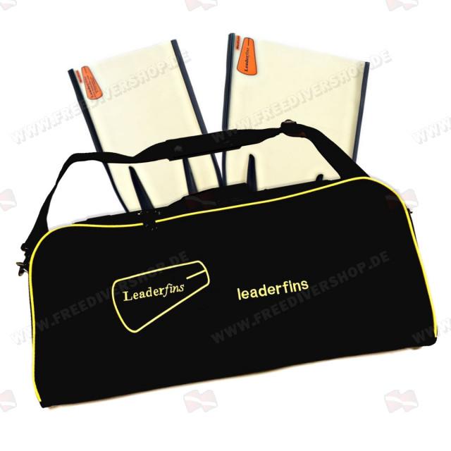 Leaderfins Short Fins Bag with Pocket