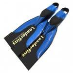 Leaderfins Saver Rocket Professional Carbon Flossen + Socken