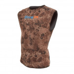 Divein Brown Camo Dive Vest