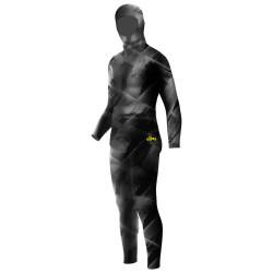 Elios Smoothskin Camo Argento - Tailor Made Wetsuit