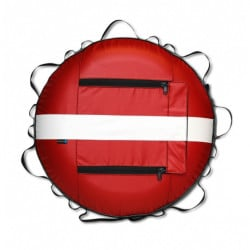 Apneautic Freediving Buoy Maxi - Red