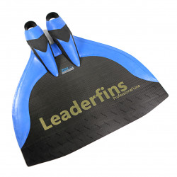 Leaderfins Hyper Carbon Monofin + Socks