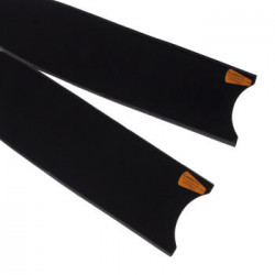 Leaderfins Wave Black Fin Blades