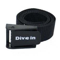 Divein Nylon Weight Belt - Plastic Buckle
