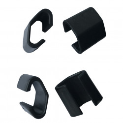 Asembly Kit / Spare Parts for Leaderfins  EPDM Foot Pockets