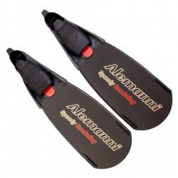 Alemanni Speedy Carbon Snorkeling Fins