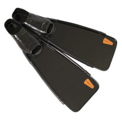 Leaderfins Short Abyss Pro Fins + Fins Box