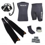 Freediving Essentials Kit