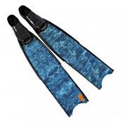 Leaderfins Blue Camo Flossen