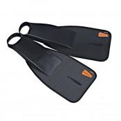 Leaderfins UW Games 230 Carbon Fins + Socks / 5 Pairs Lot